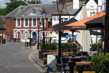 D. Quayside, Exeter
