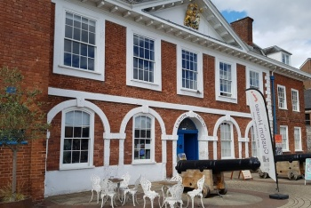 Exeter Customs House Visitor Centre, D. Quayside, Exeter