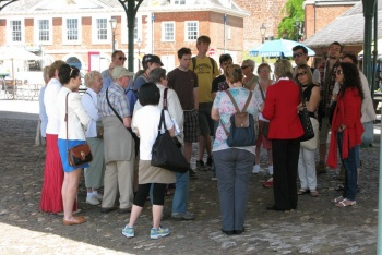 Exeter Red Coat Guided Tour, D. Quayside, Exeter